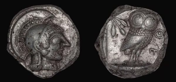 Athenian Tetradachm