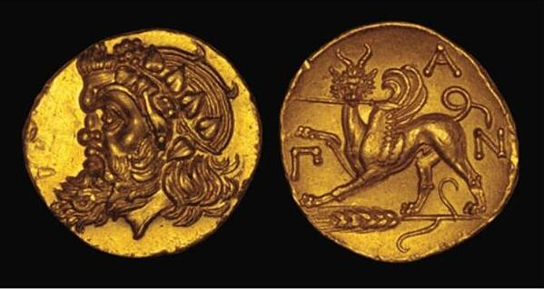 Pantikapaion Gold Stater