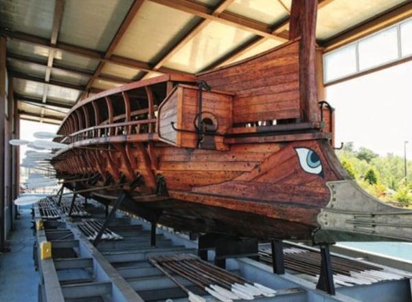 Trimes Warship
