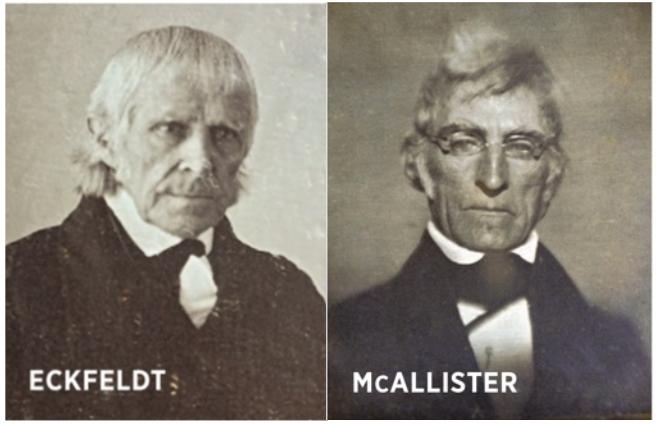 eckfeldt mcallister