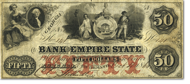 empire state bank washnigton note-1
