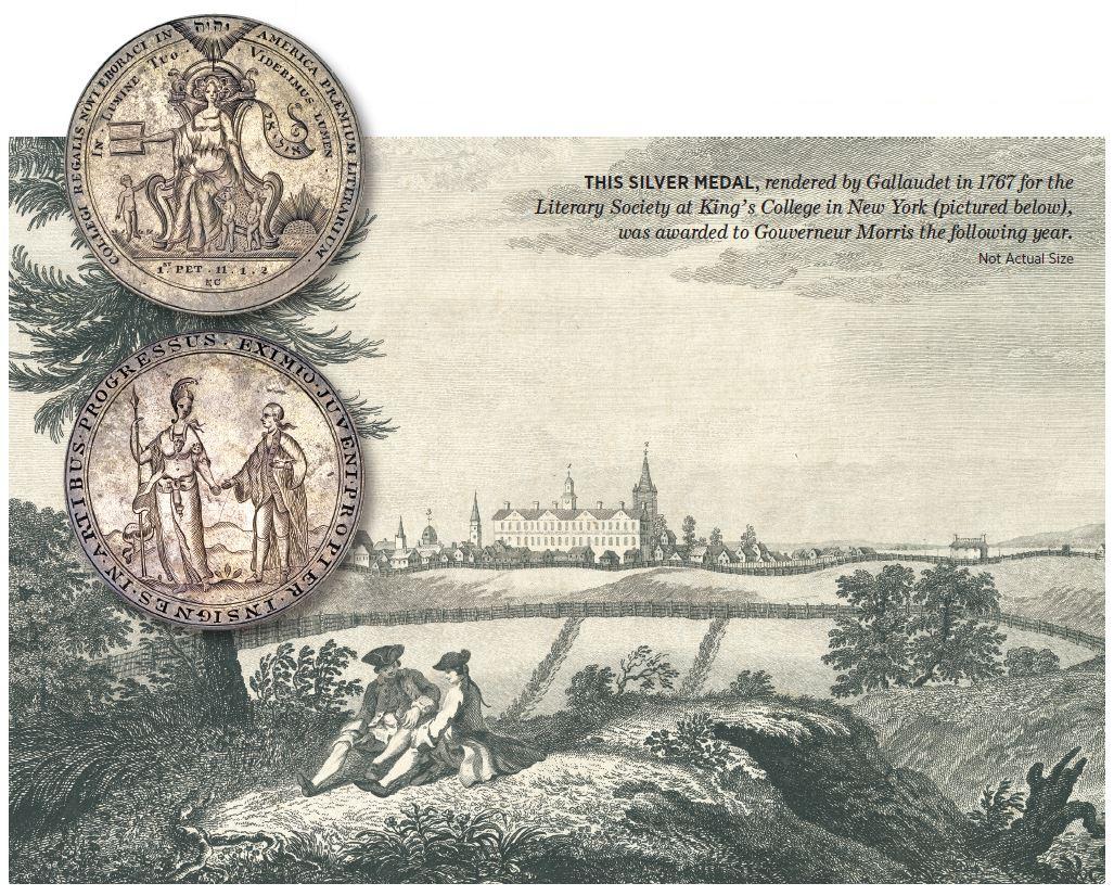 gallaudet silver medal