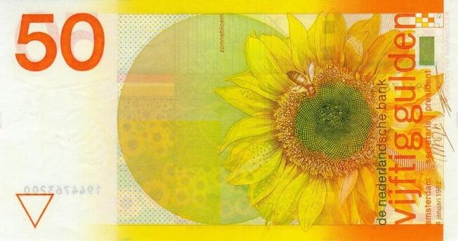 netherlands banknote