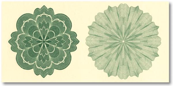 rosette engravings