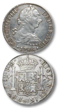 spanish 2 reales
