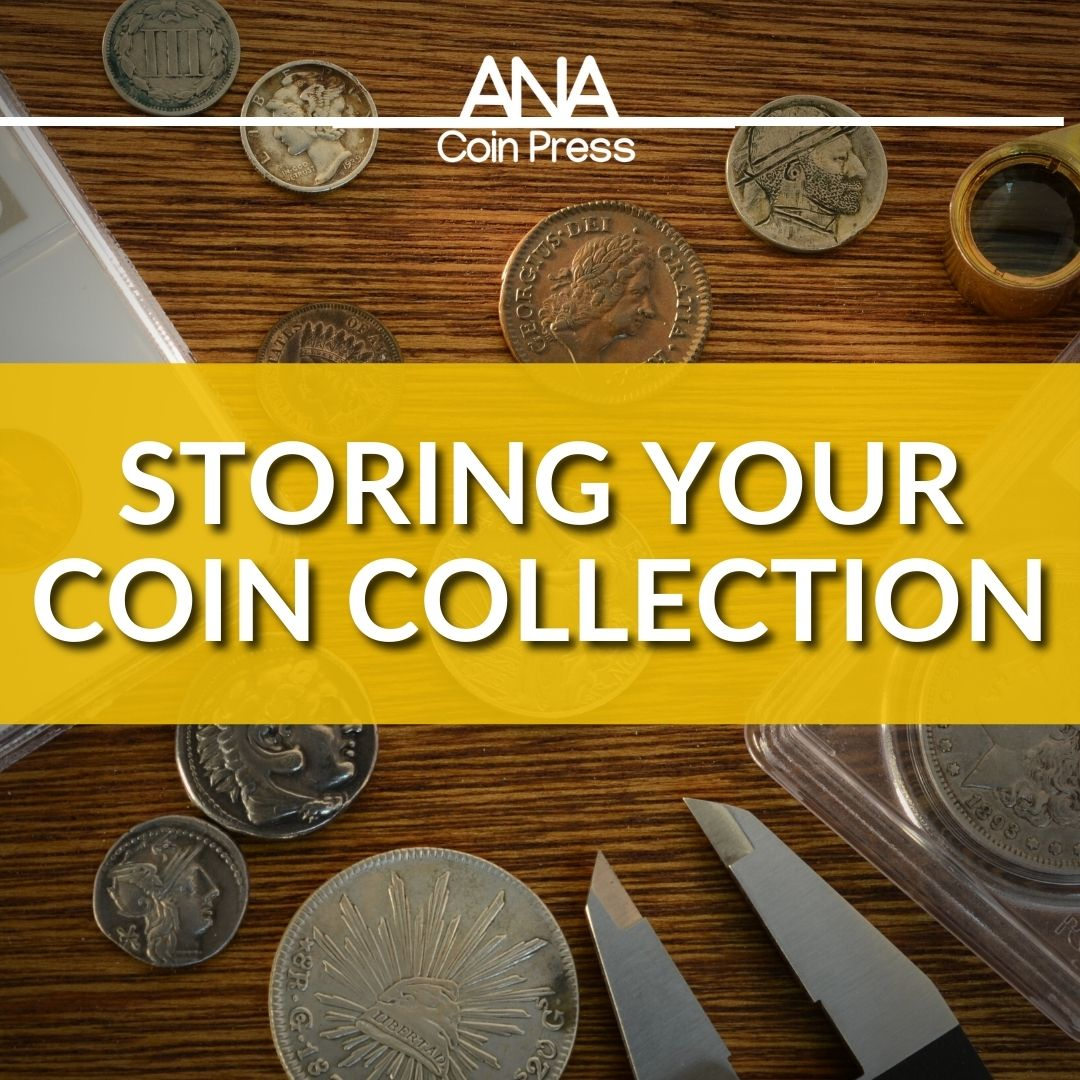 Storing Your Coin Collection