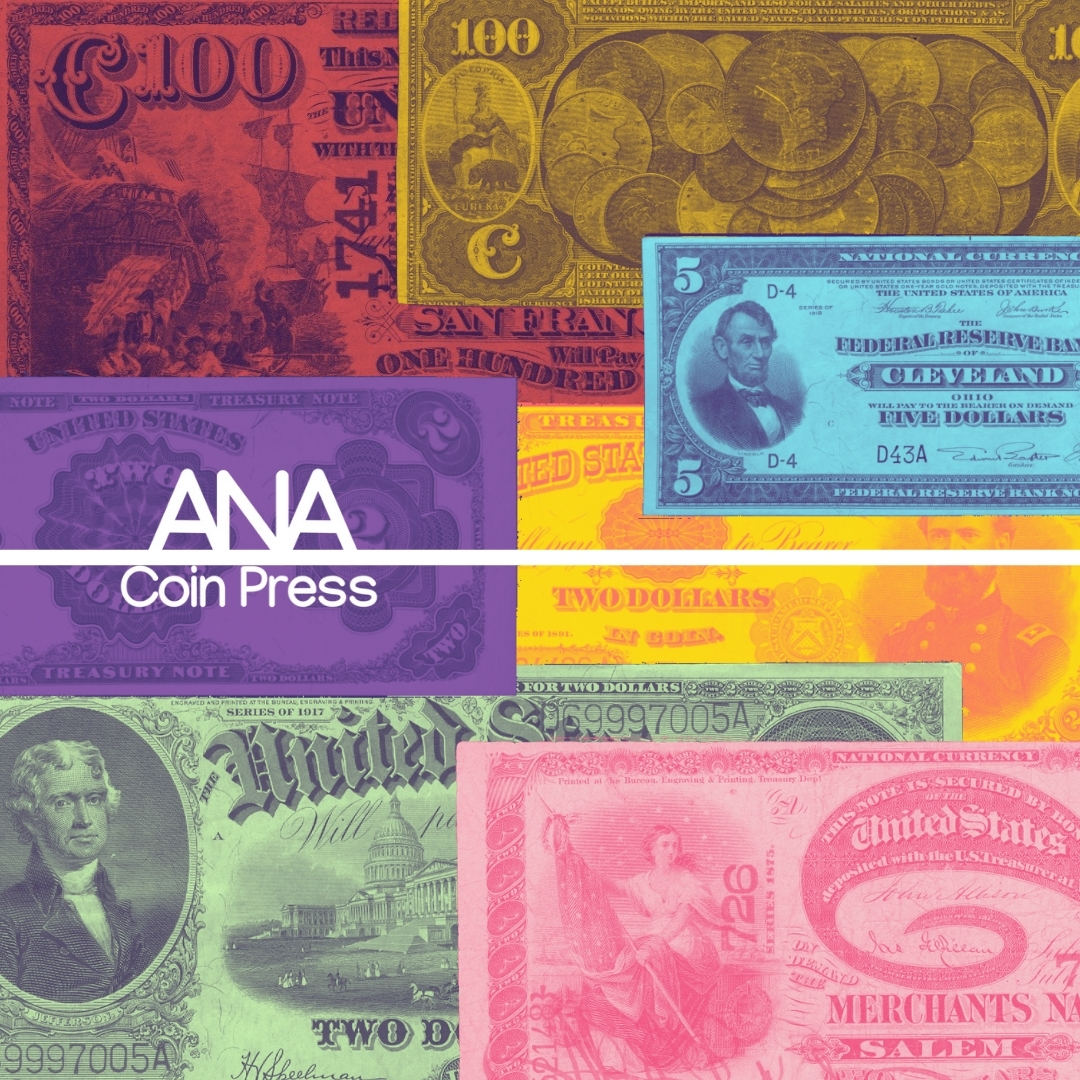 Chaos and Calm on American Currency