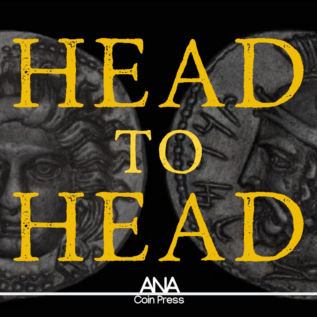 Head to Head: Politics of Ancient Numismatics