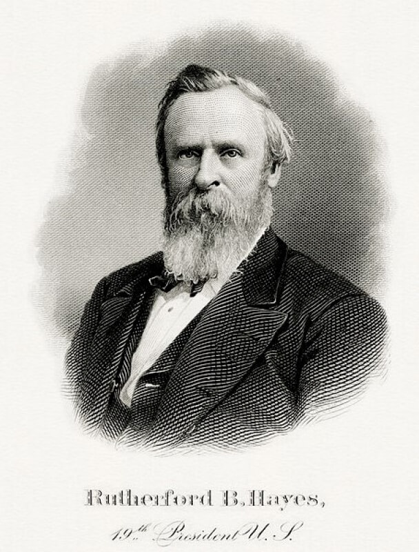 rutherford hays