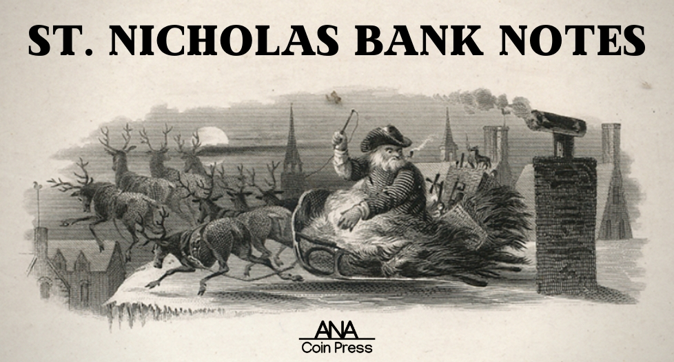 Saint Nicholas Bank Notes